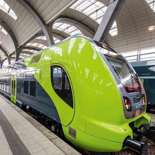 Verstärkung: 17. Zug für das Bahnnetz Mitte