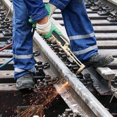 Bauarbeiten schränken Bahnverkehr ein