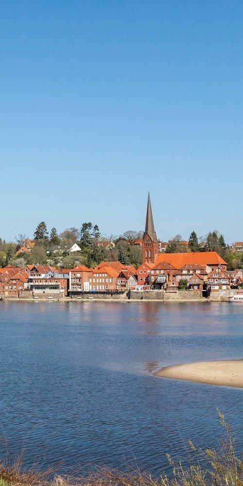 Ein Tag in Lauenburg