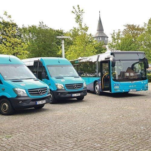 Mehr Busse im Norden