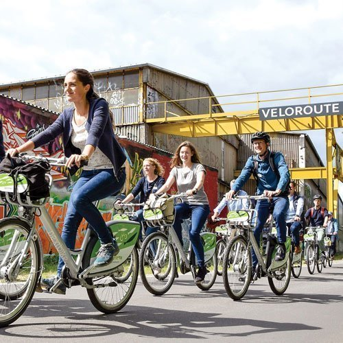 Bikesharing mit SprottenFlotte