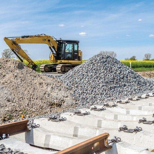 Infrastruktur: Es wird gebaut