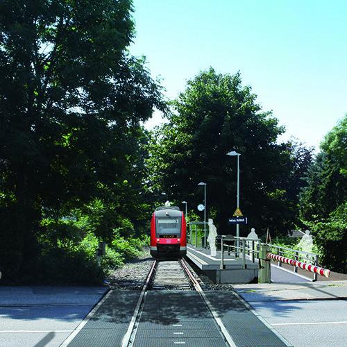 Rendsburg-Seemühlen: Bahnstrecke wird reaktiviert