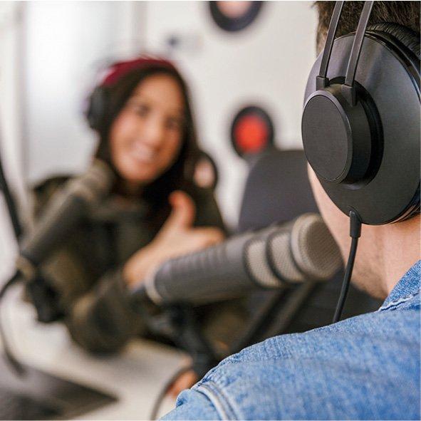 Immer auf Sendung: NAH.SH-Podcast