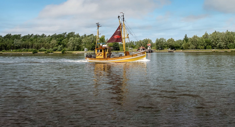 Ein Tag am Nord-Ostsee-Kanal